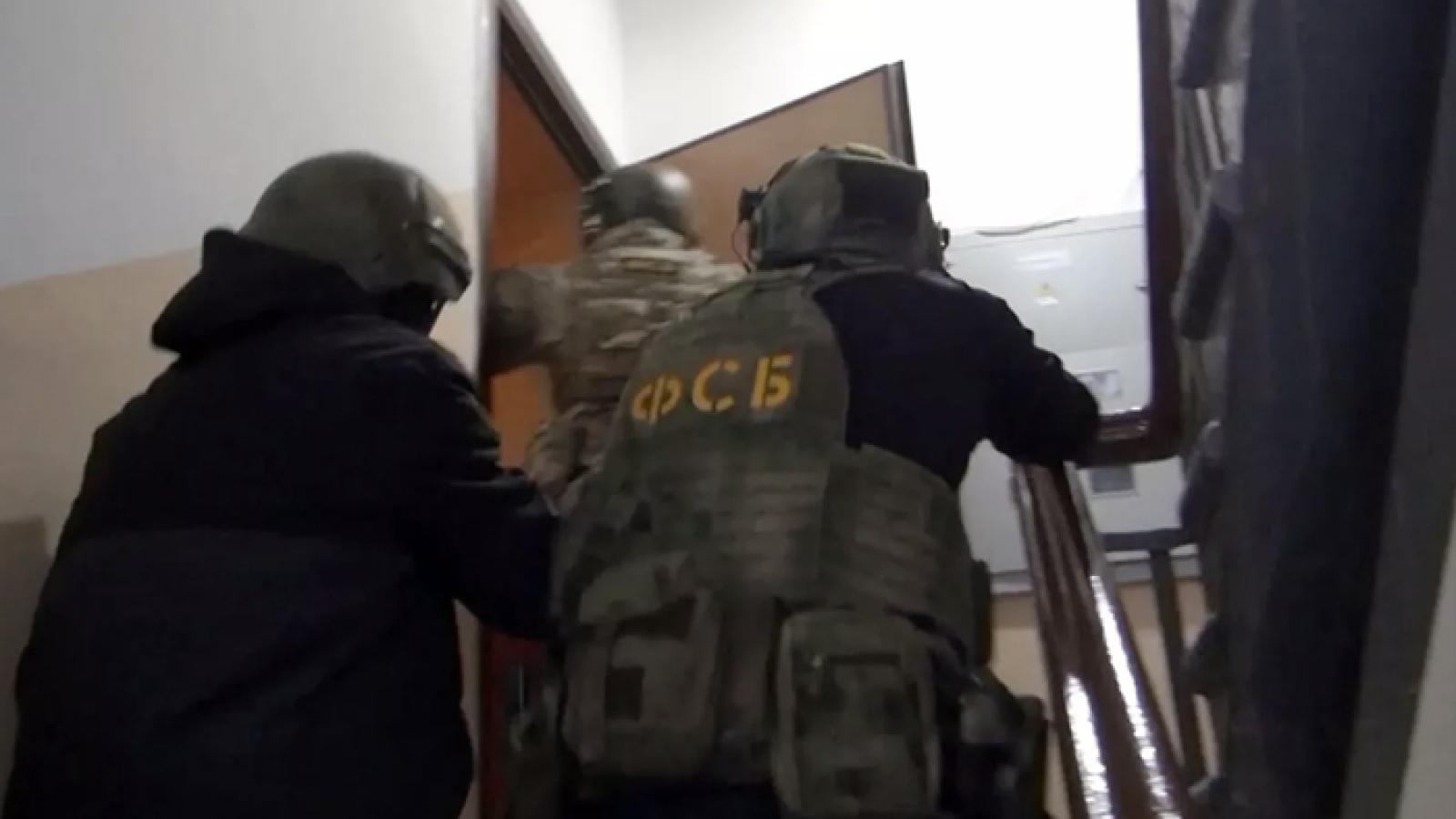 Đặc nhiệm Nga ngăn chặn một vụ tấn công khủng bố thân IS