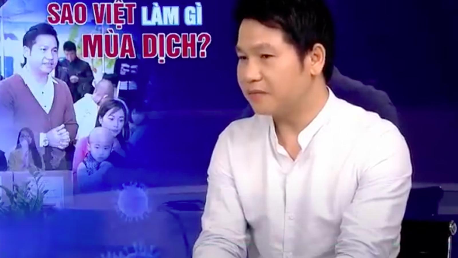Sao Việt làm gì trong thời gian giãn cách xã hội?