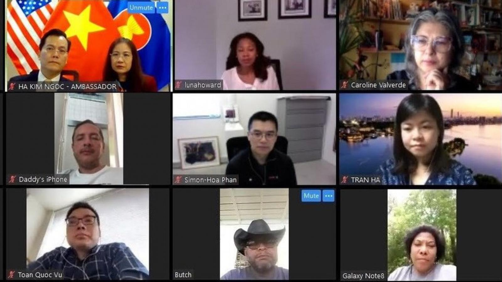 Những người con Việt-Mỹ mong mỏi tìm về cội nguồn,gìn giữ bản sắc Việt