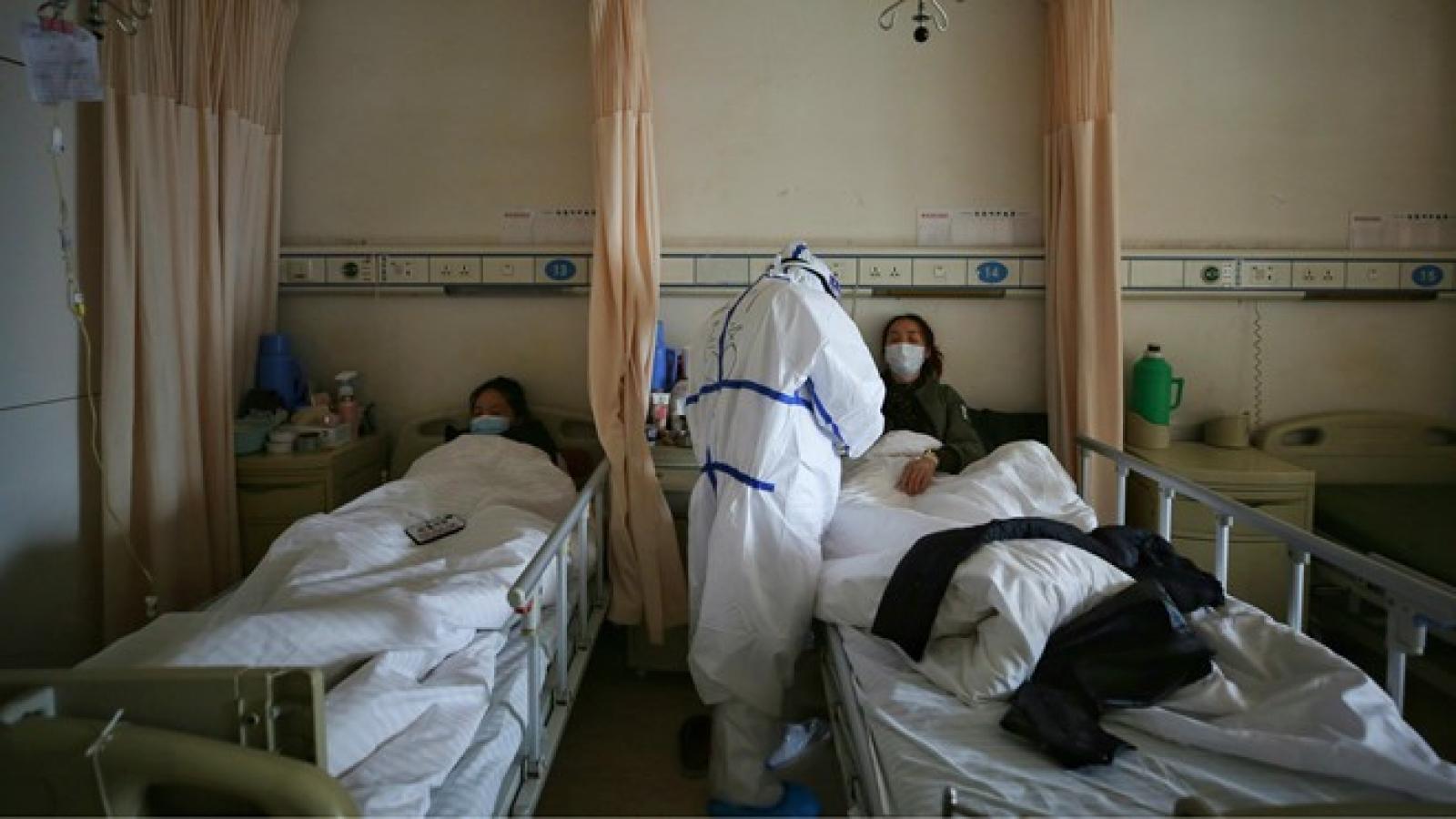 Trung Quốc đính chính số liệu Covid-19 ở Vũ Hán, thêm 1.290 ca tử vong