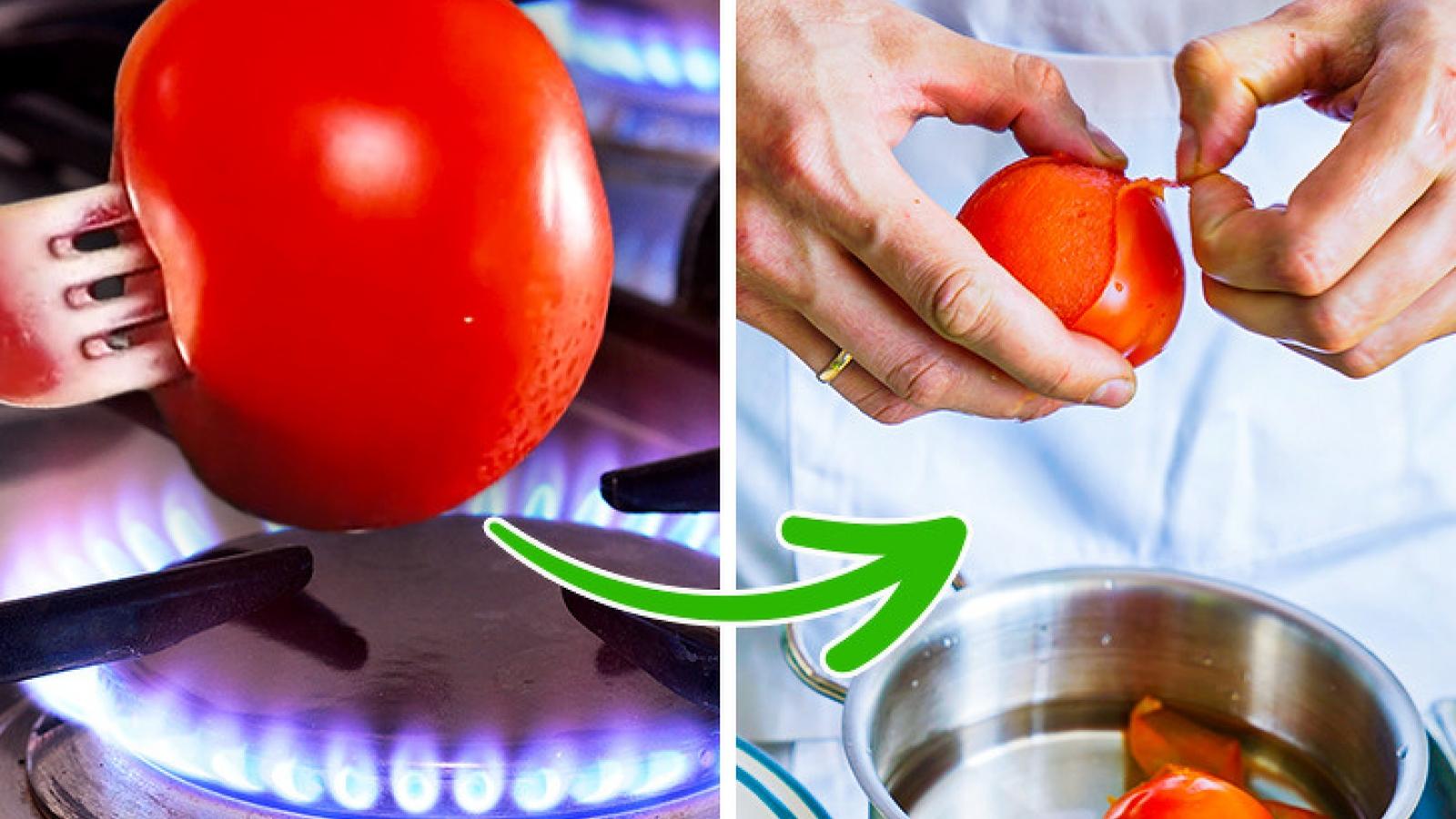 Những mẹo nhà bếp hữu ích cho gia đình