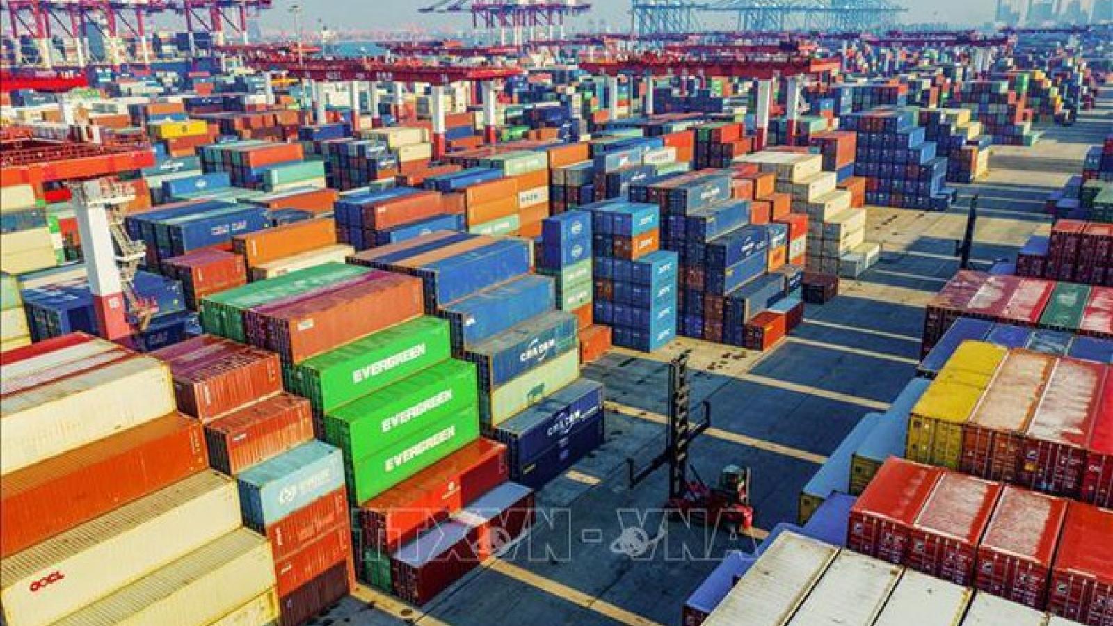 Mỹ áp đặt giới hạn mới với hàng hóa xuất khẩu sang Trung Quốc