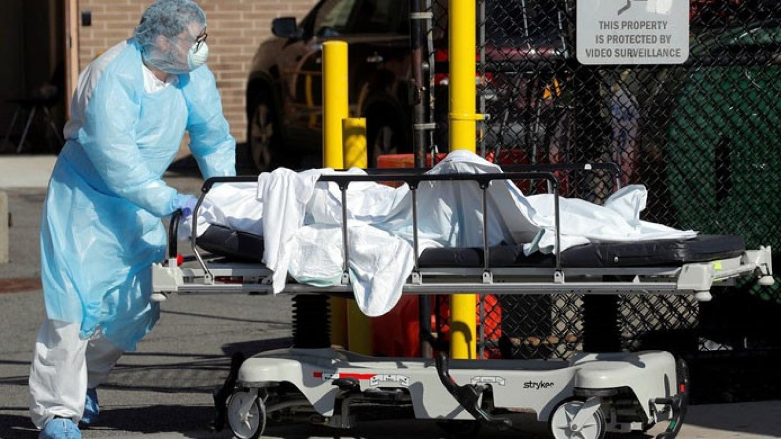 Bang New York lần đầu tiên ghi nhận số ca tử vong thấp nhất kể từ 1/4