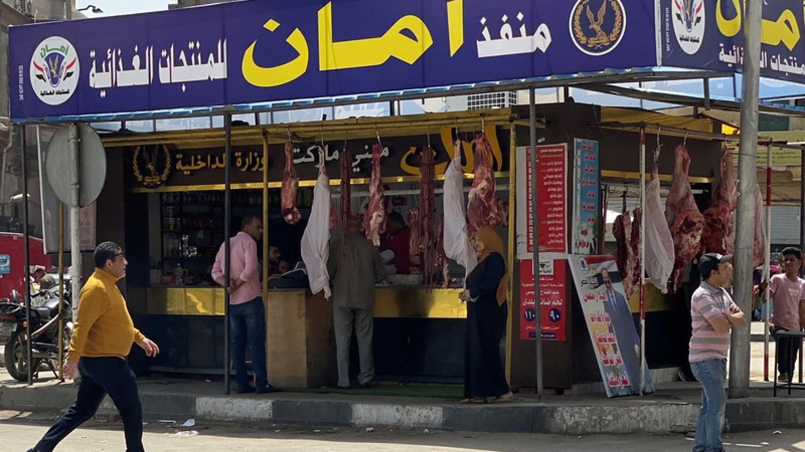 Ai Cập kéo dài giờ giới nghiêm vào ban đêm qua tháng Ramadan