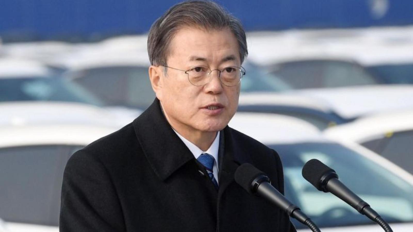 Đảng cầm quyền Hàn Quốc thắng ngoạn mục tại Tổng tuyển cử