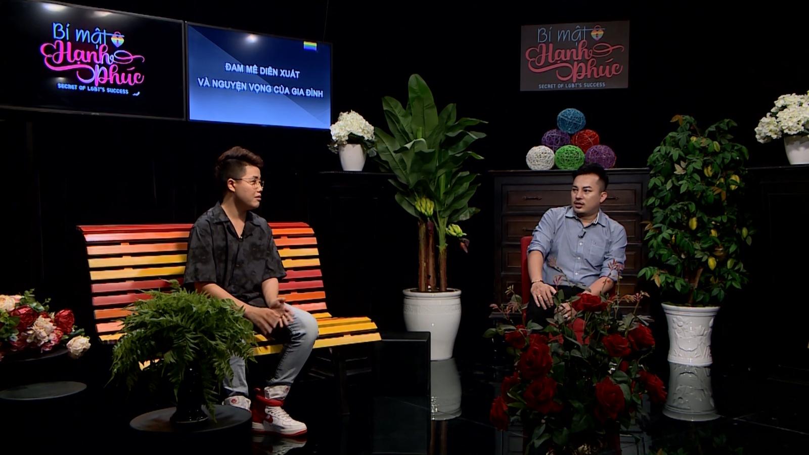 Talkshow đầu tiên về lập nghiệp dành cho cộng đồng LGBT lên sóng