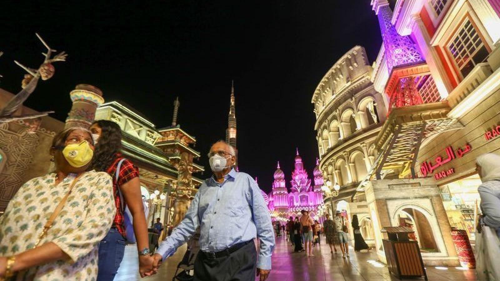 Ấn Độ xuất khẩu thuốc chống thuốc rét sang UAE điều trị Covid-19