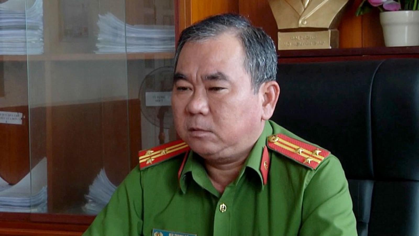 Cách chức thêm hai cán bộ Công an tỉnh Đồng Nai