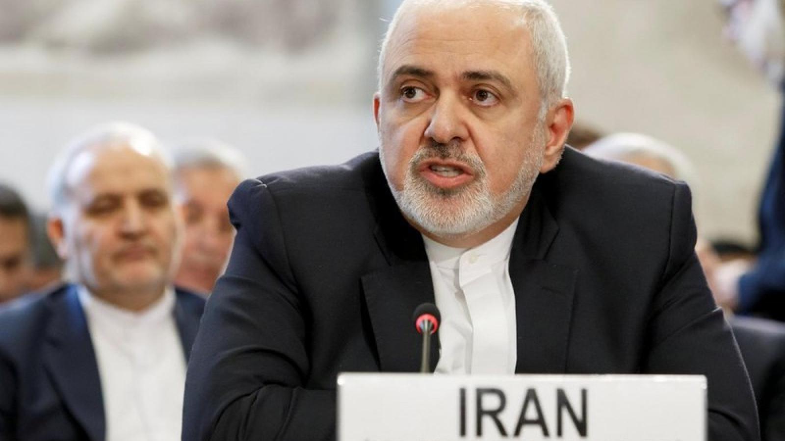 Giữa đại dịch, Ngoại trưởng Iran tới gặp Tổng thống Syria