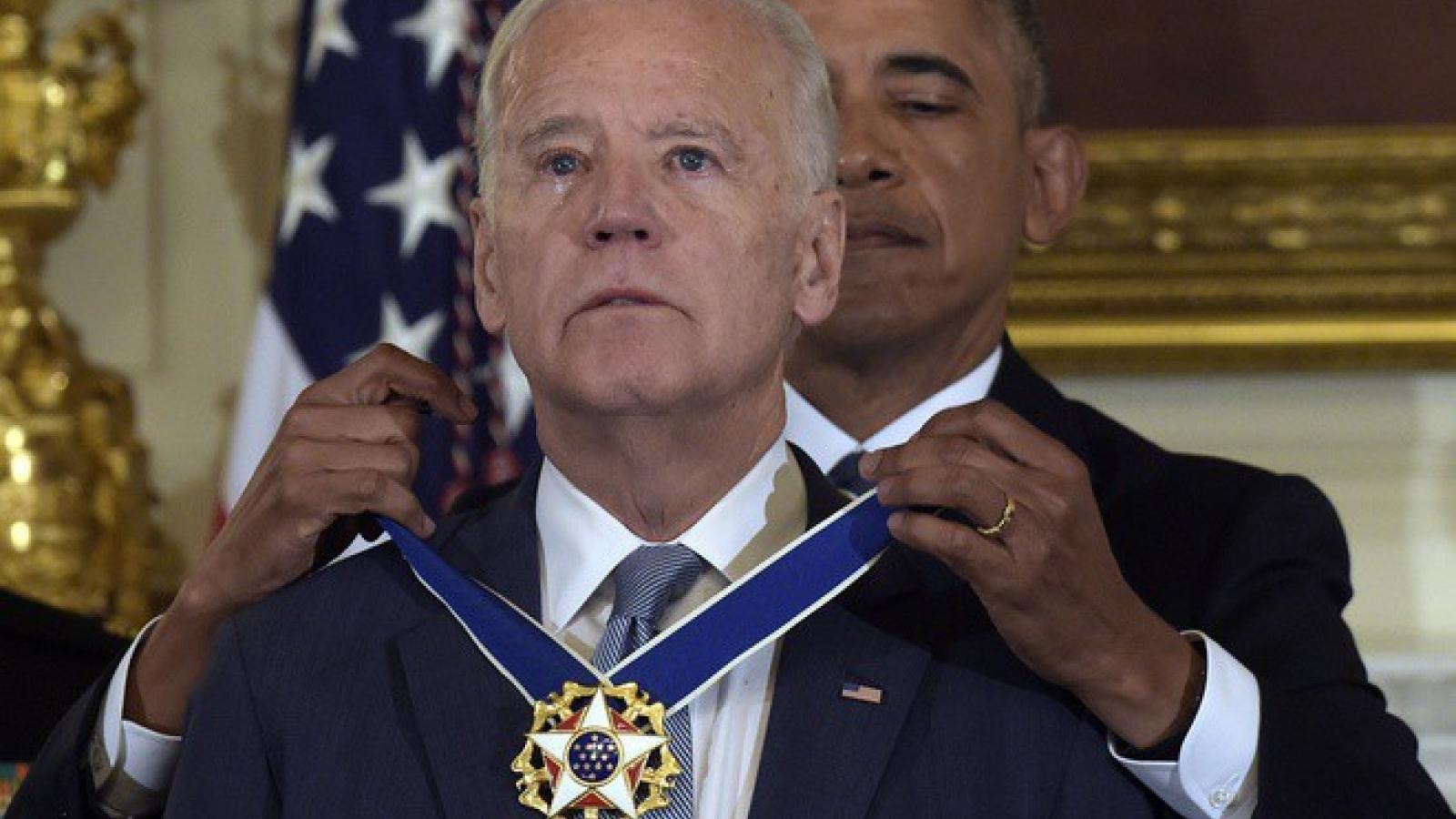 Cựu Tổng thống Mỹ Obama ủng hộ ông Joe Biden trong cuộc đua vào Nhà Trắng 