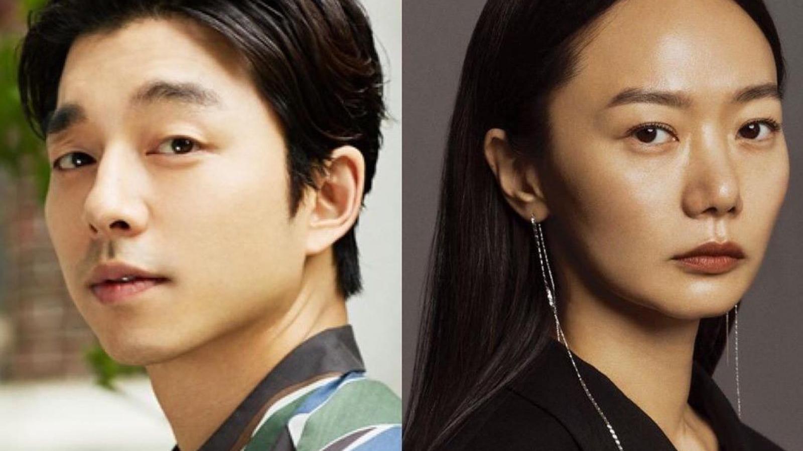 """""""Yêu tinh"""" Gong Yoo tái xuất màn ảnh nhỏ, sánh đôi cùng Bae Doona?"""