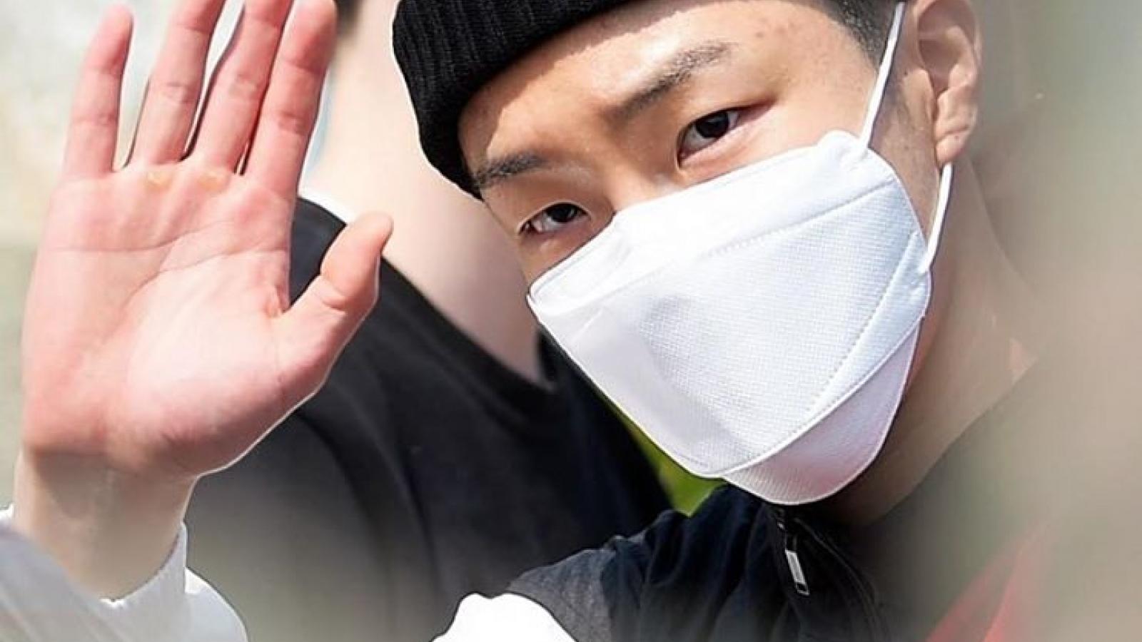 Lee Seung Hoon (WINNER ) chính thức lên đường nhập ngũ