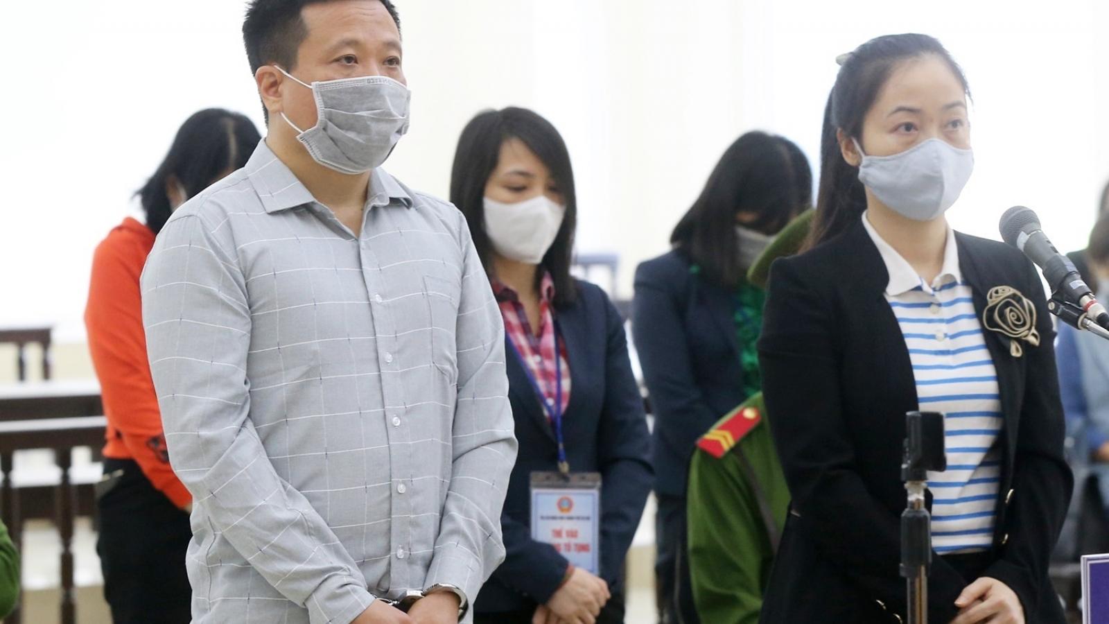 Cựu Chủ tịch Oceanbank - Hà Văn Thắm ra hầu tòa ở vụ án thứ 3