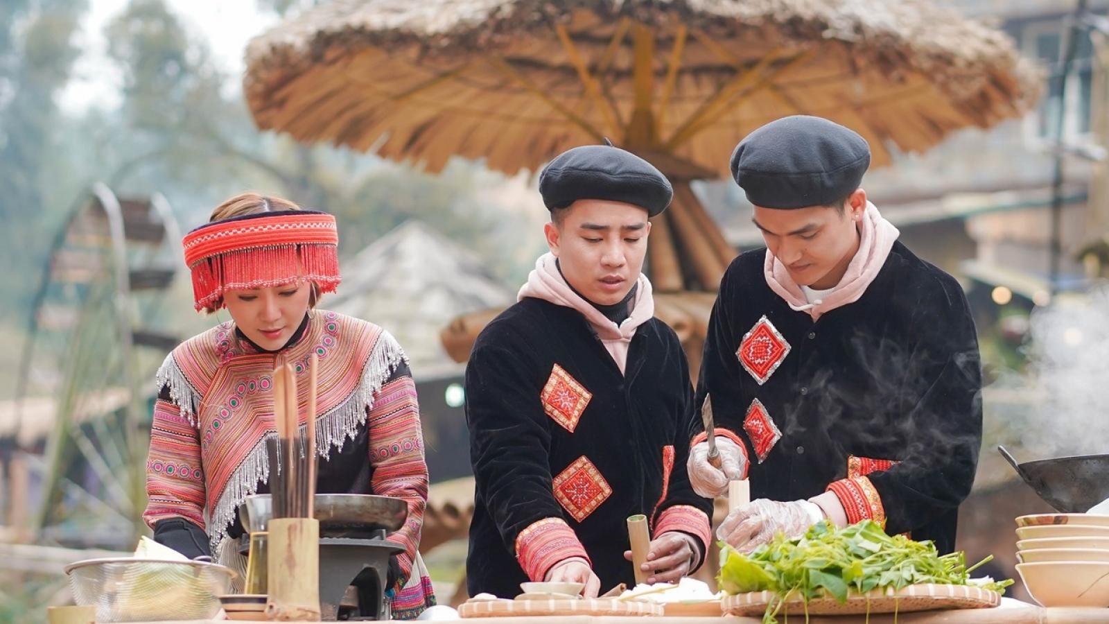 """Mạc Văn Khoa """"nói xấu"""" Thanh Hương """"ăn nhiều lại còn ghê gớm, kém sang"""""""