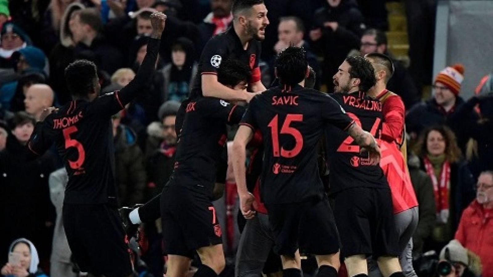 La Liga xác định suất dự cúp châu Âu mùa tới, Atletico thiệt lớn