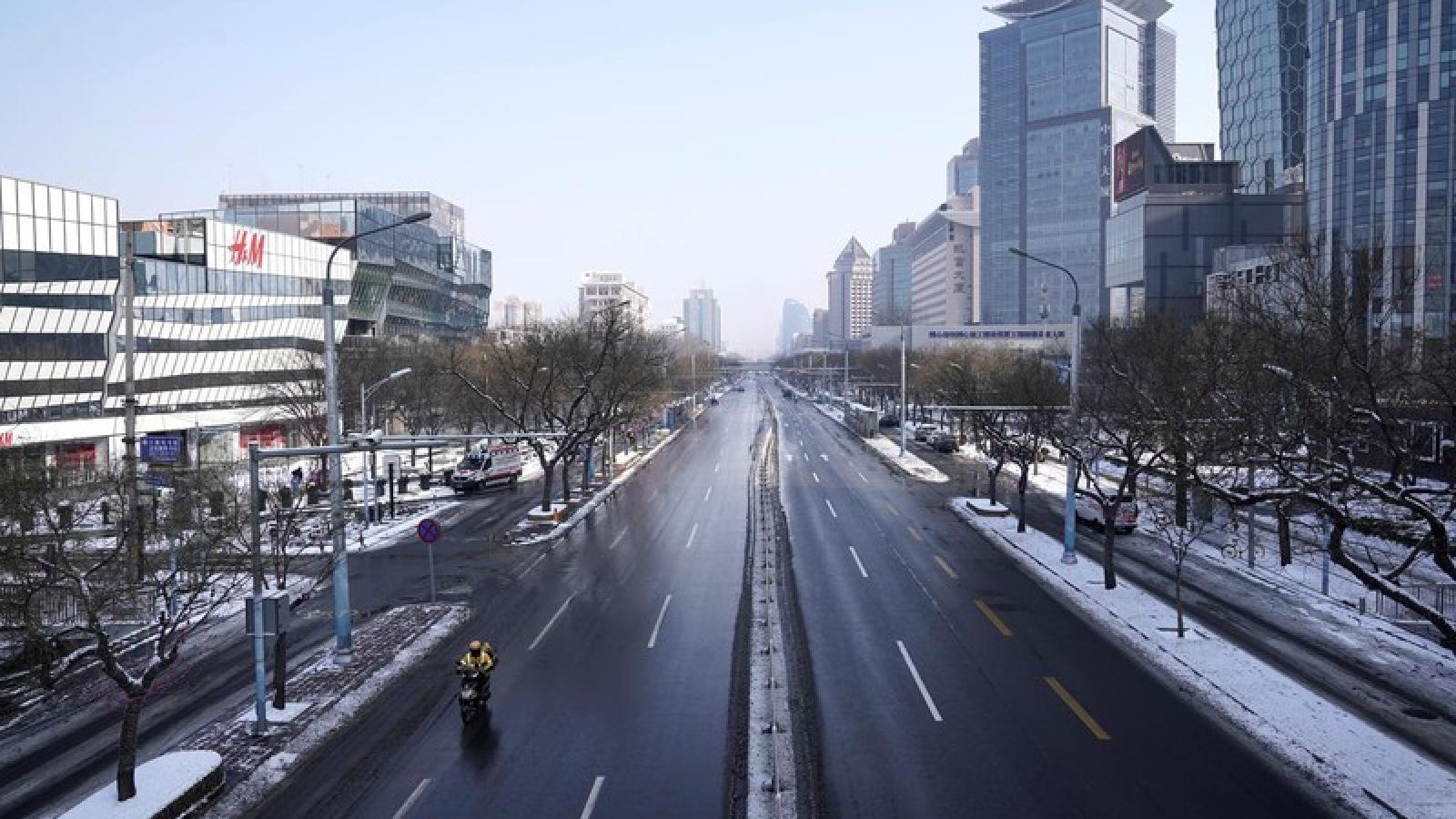 Bắc Kinh tăng cường chế tài xử lý các hành vi không văn minh nơi công cộng