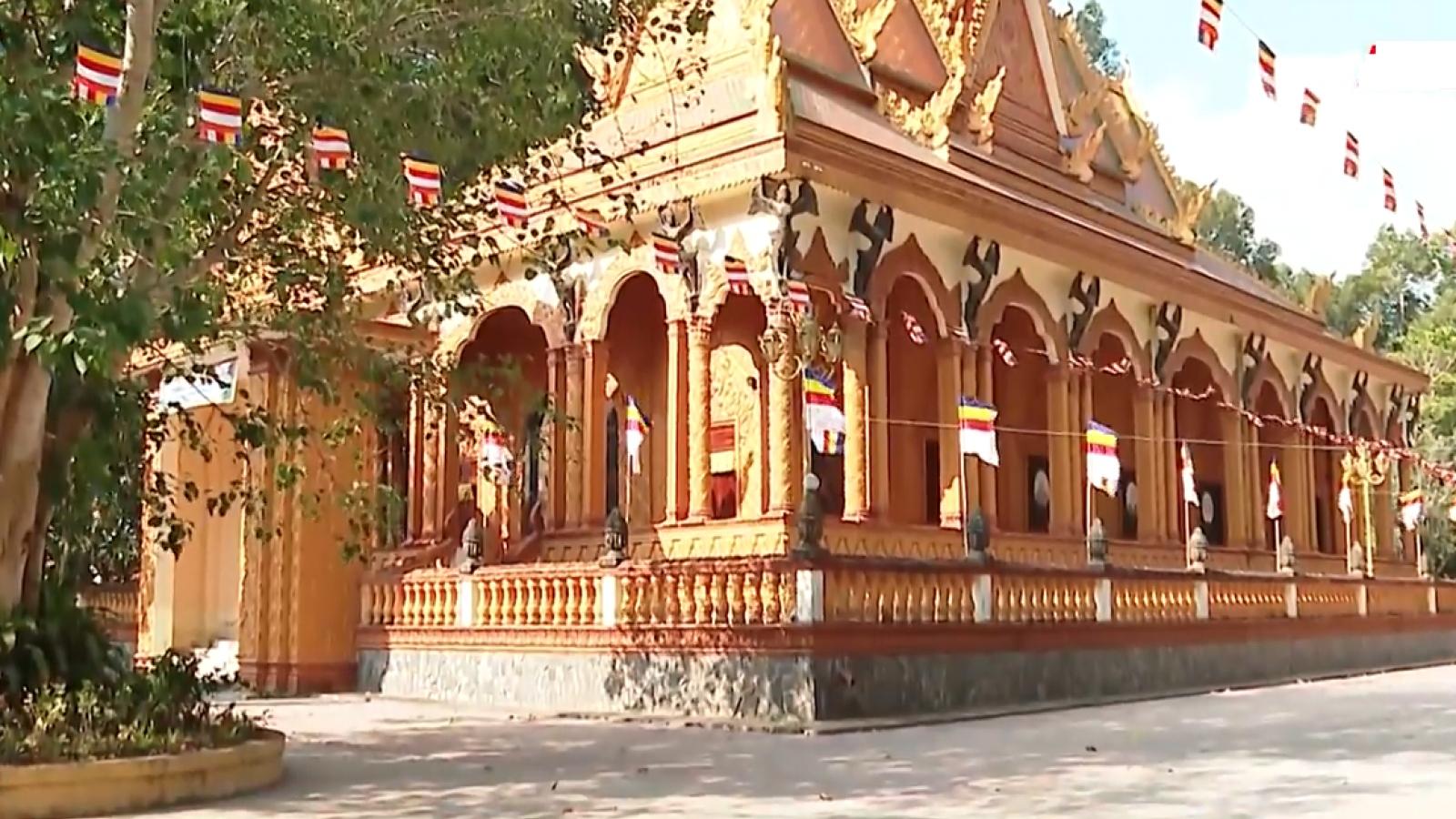Chăm lo tết Chol Chnam Thmay cho đồng bào dân tộc Khmer tại Kiên Giang