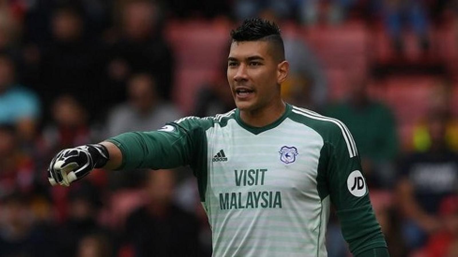 Thủ môn Ngoại hạng Anh kể về khoảnh khắc đánh bại ĐT Việt Nam