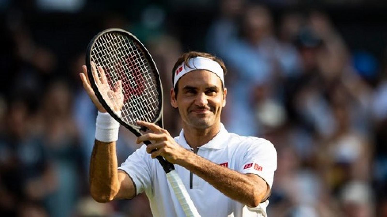 Federer đưa ra sáng kiến cho ngày quần vợt trở lại sau Covid-19
