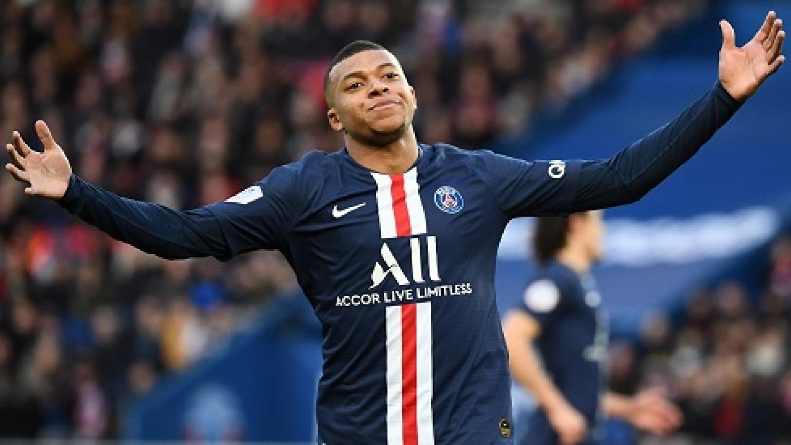 Chuyển nhượng 23/4: PSG đứng trước nguy cơ mất trắng Mbappe