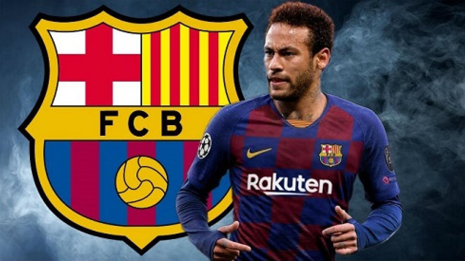 Chuyển nhượng 17/4: Vì Covid-19, Barca phải từ bỏ Neymar
