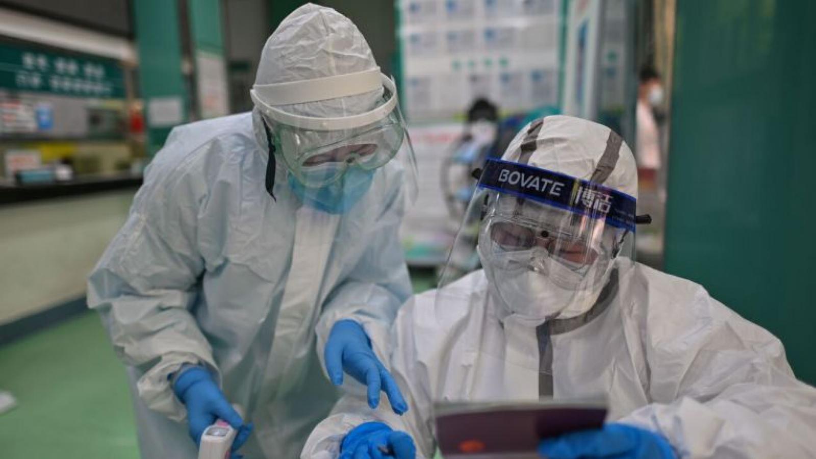 Nghiên cứu mới về nguy cơ SARS-CoV-2 lây nhiễm trong không khí