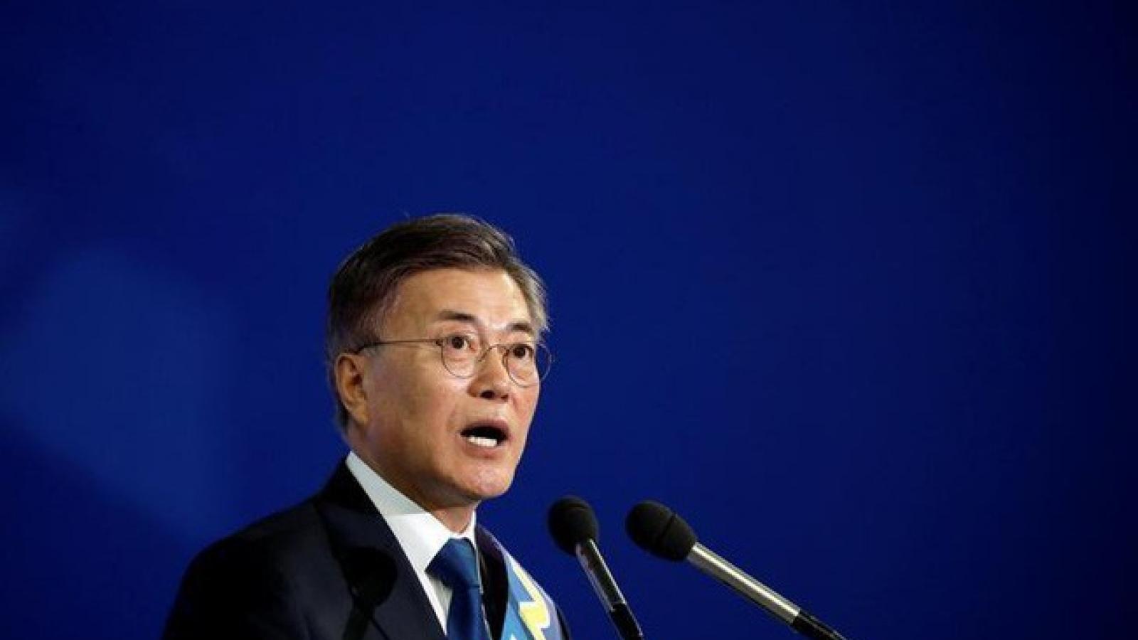 Hàn Quốc sẽ thúc đẩy hợp tác thực tiễn và thiết thực với Triều Tiên