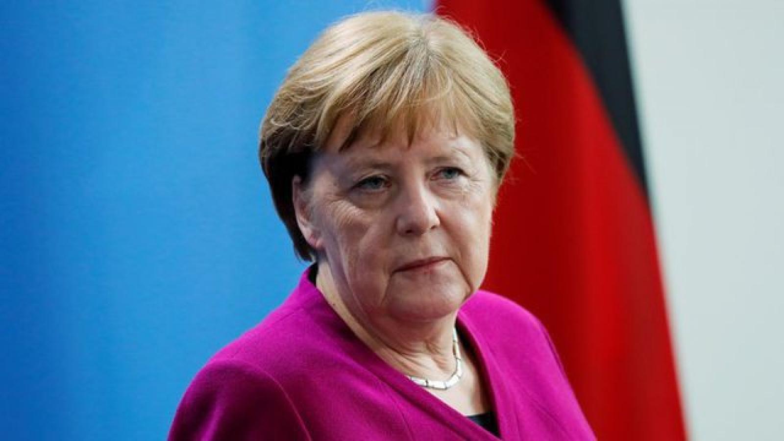 Thủ tướng Merkel: Đức vẫn đang ở giai đoạn đầu của dịch Covid-19