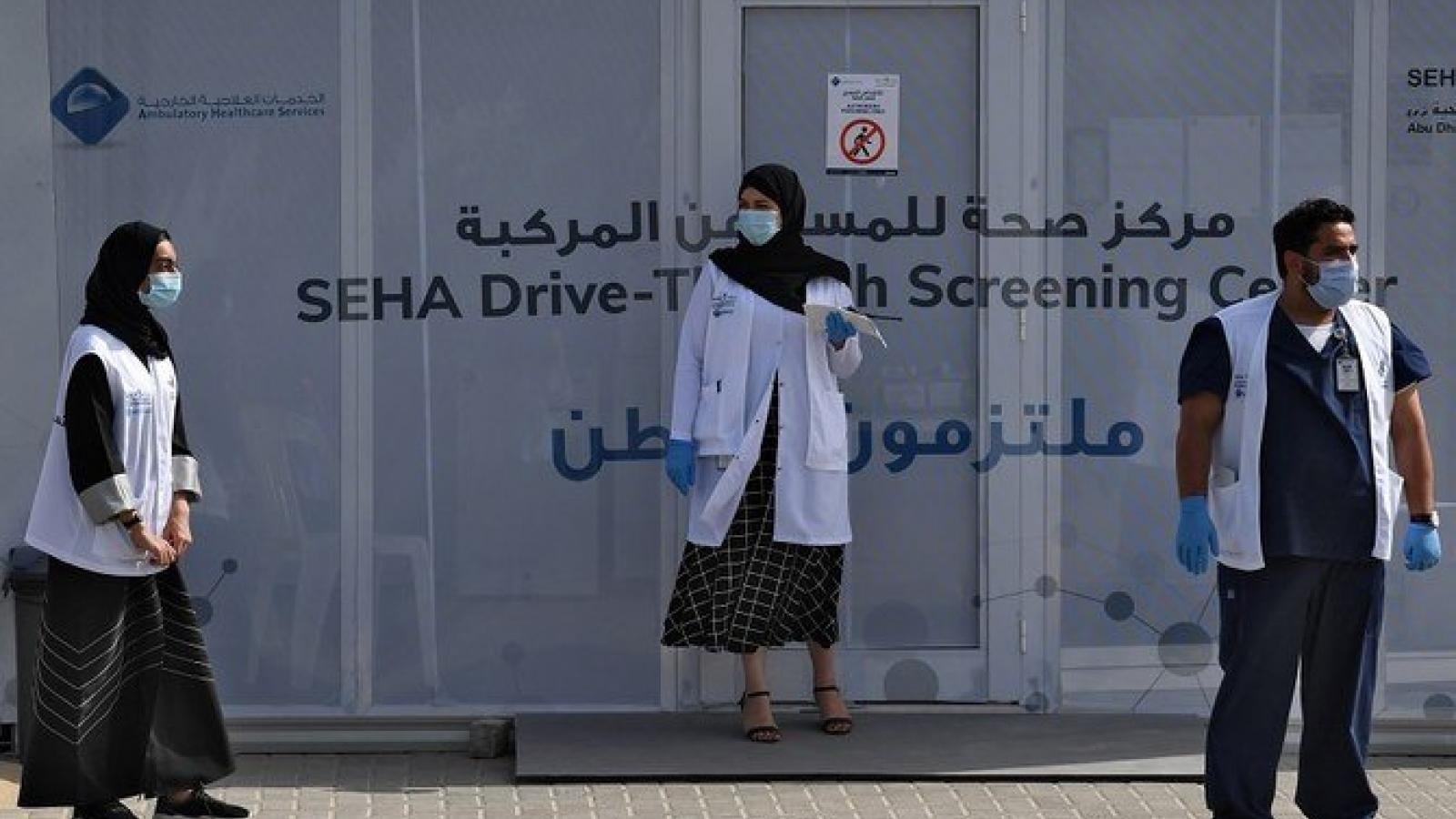 UAE được xếp hạng tốt nhất thứ 10 thế giới trong điều trị Covid-19