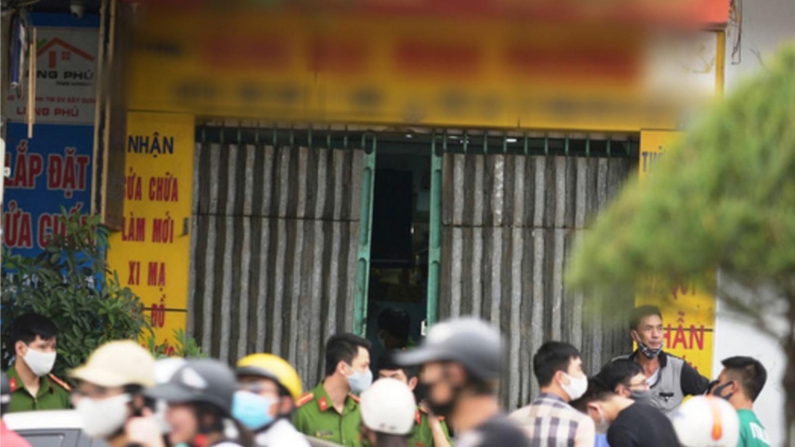 Chi cục trưởng thi hành án tử vong ở Thanh Hóa: Khởi tố vụ án giết người