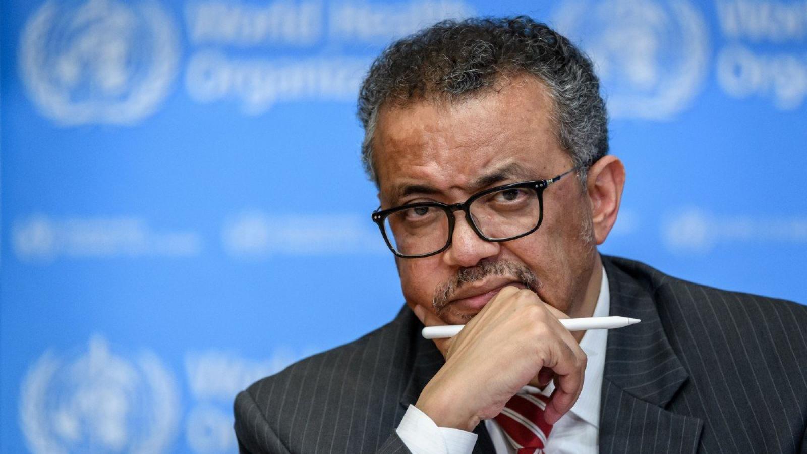 Nghị sĩ Mỹ: Nối lại tài trợ cho WHO nếu Tổng Giám đốc Tedros từ chức