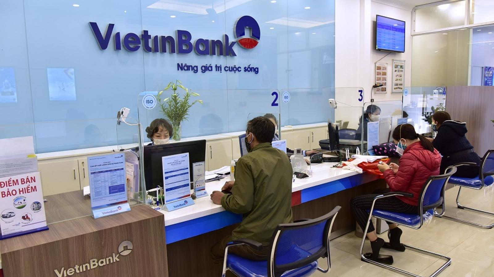 VietinBank giảm lợi nhuận để chia sẻ khó khăn với DN và nền kinh tế
