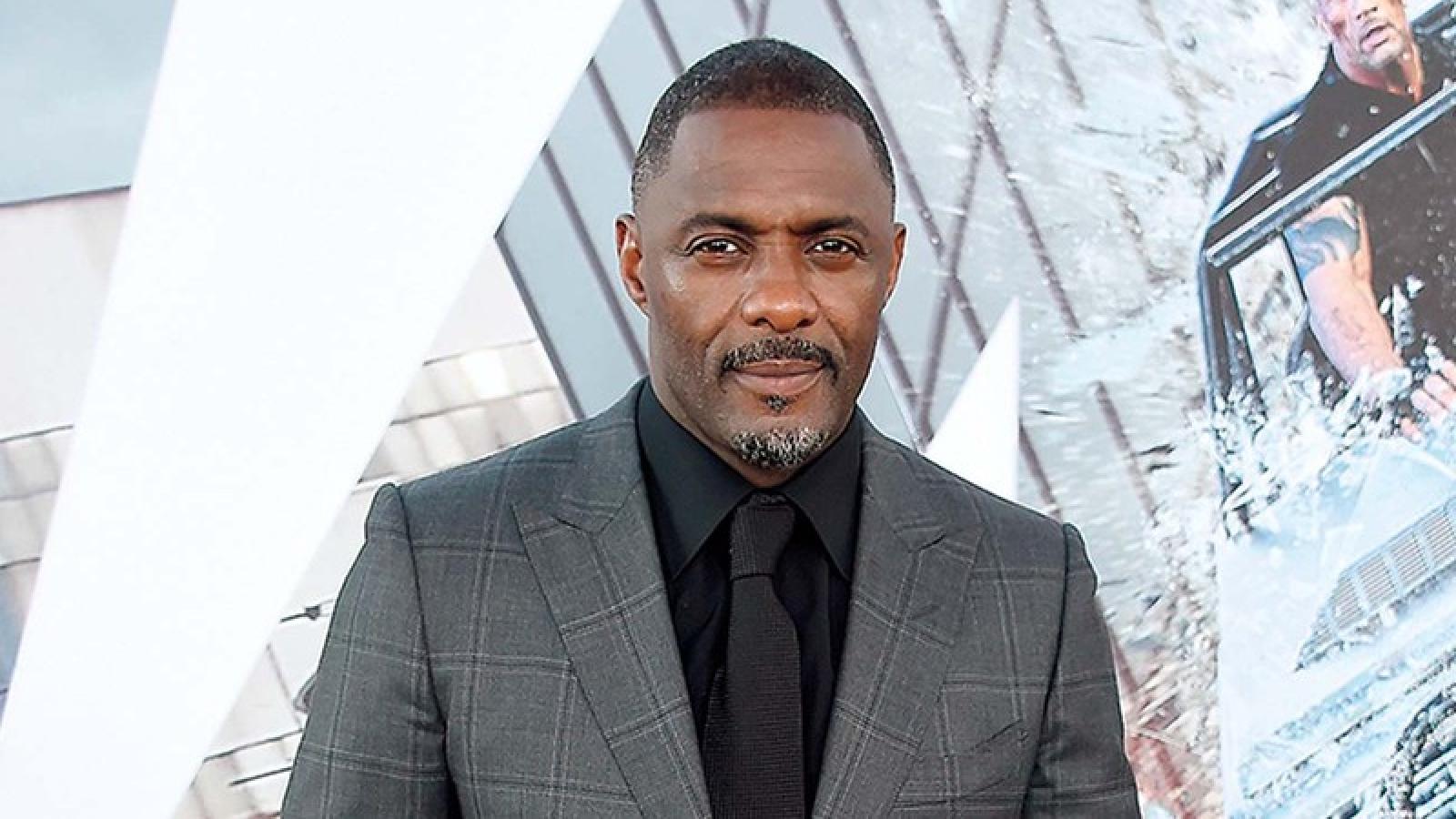 Điều trị khỏi Covid-19, Idris Elba lập quỹ 40 triệu USD hỗ trợ chống dịch