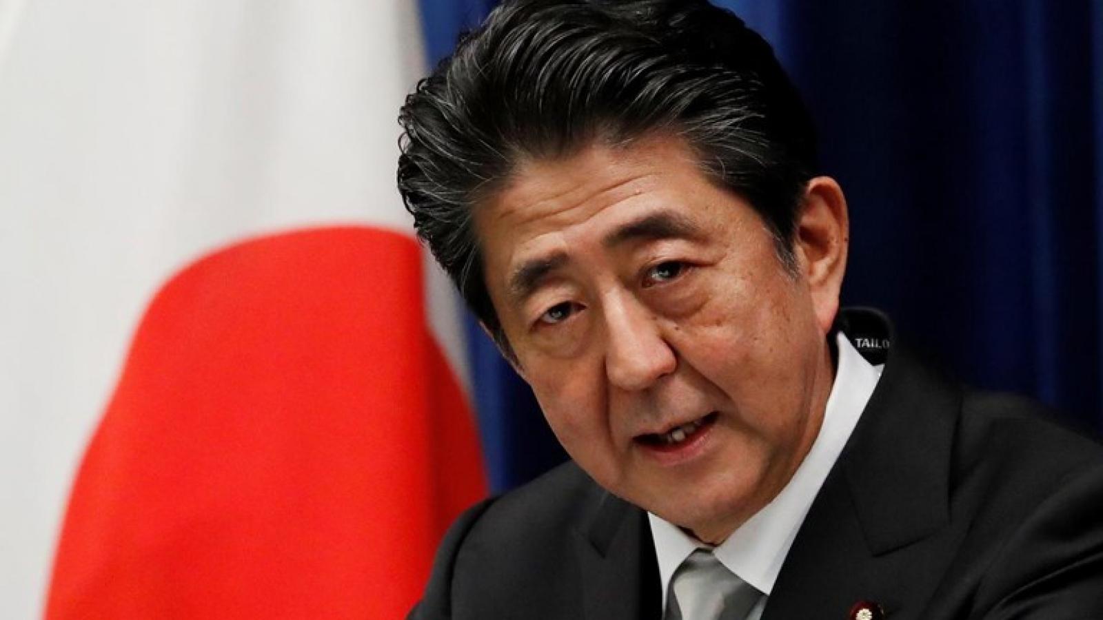 Thủ tướng Abe sẽ nhận trách nhiệm hoàn toàn về dịch Covid-19