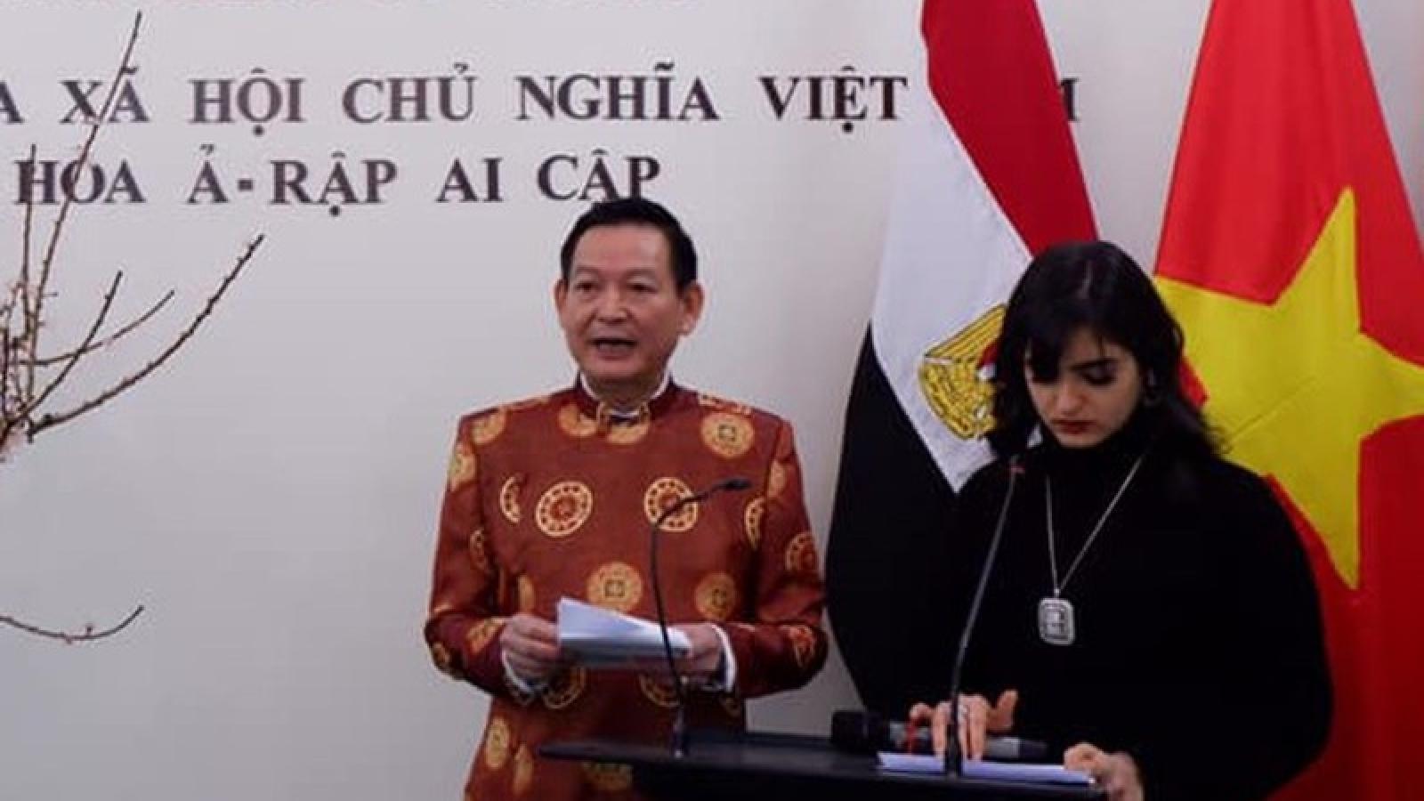Cộng đồng người Việt tại Ai Cập đoàn kết và hướng về quê hương