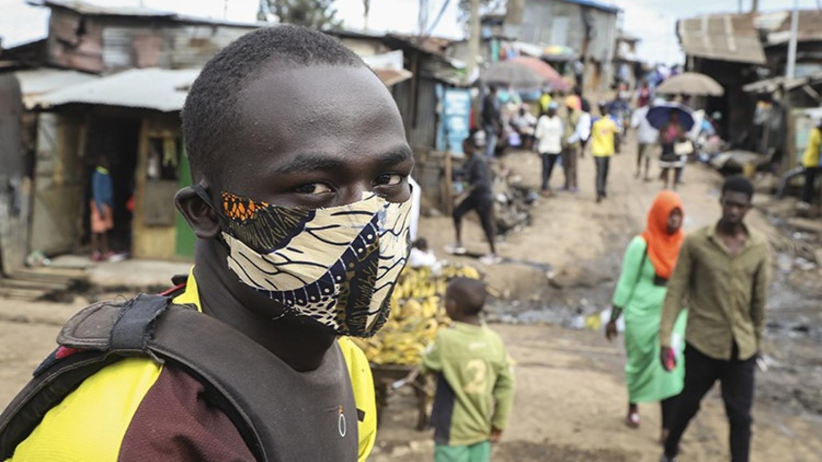 WHO cảnh báo châu Phi có thể là tâm dịch Covid-19 tiếp theo