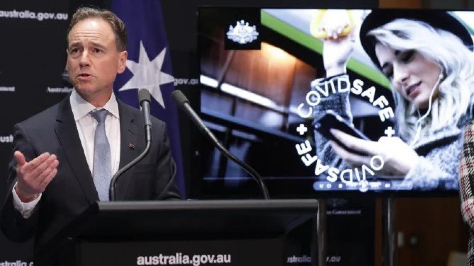 Australia ra mắt phần mềm ứng dụng truy vết người bị Covid-19