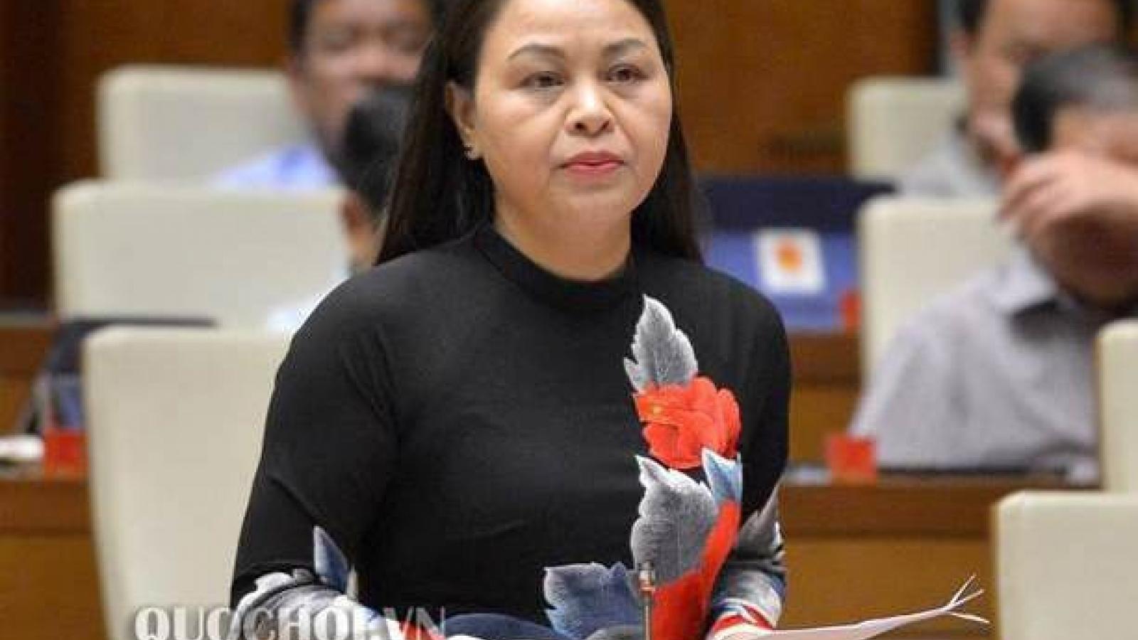 Chân dung tân Bí thư Tỉnh ủy Ninh Bình Nguyễn Thị Thu Hà