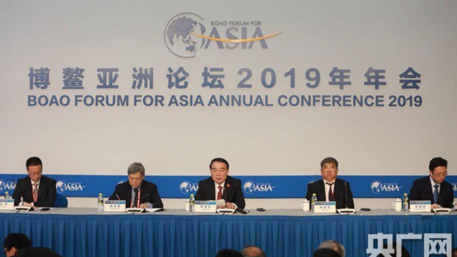 Trung Quốc chính thức hủy Diễn đàn châu Á Bác Ngao 2020 do Covid-19