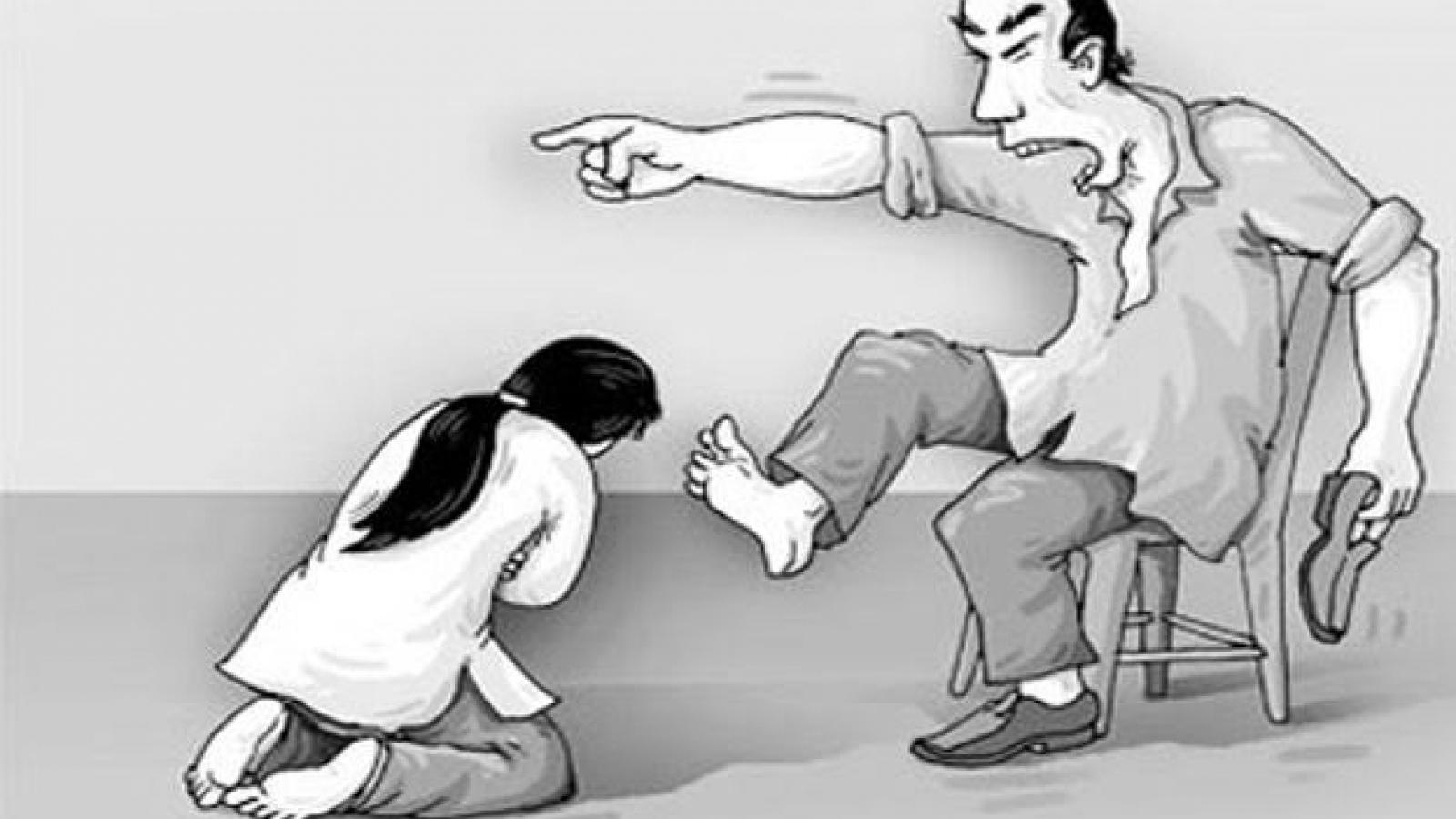 Chống dịch, chớ lơ là ngăn bạo lực gia đình