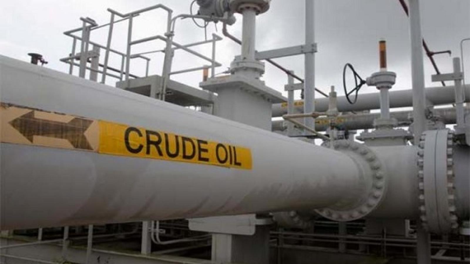 Căng thẳng Mỹ - Iran khiến giá dầu tăng mạnh