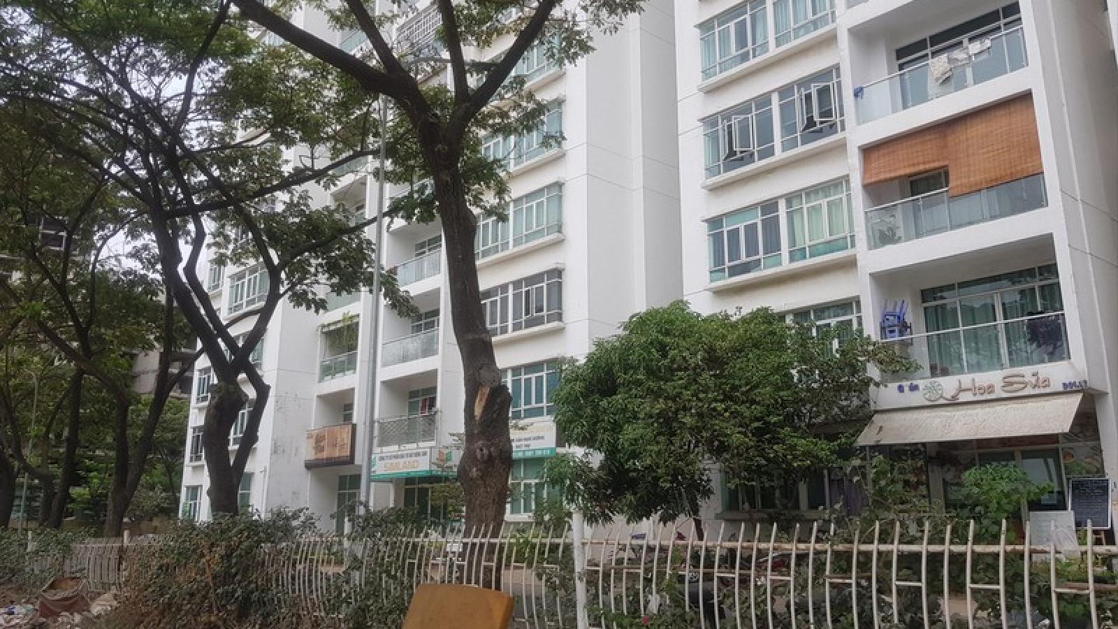 Vợ Tiến sĩ Bùi Quang Tín làm việc với công an liên quan vụ rơi lầu tử vong