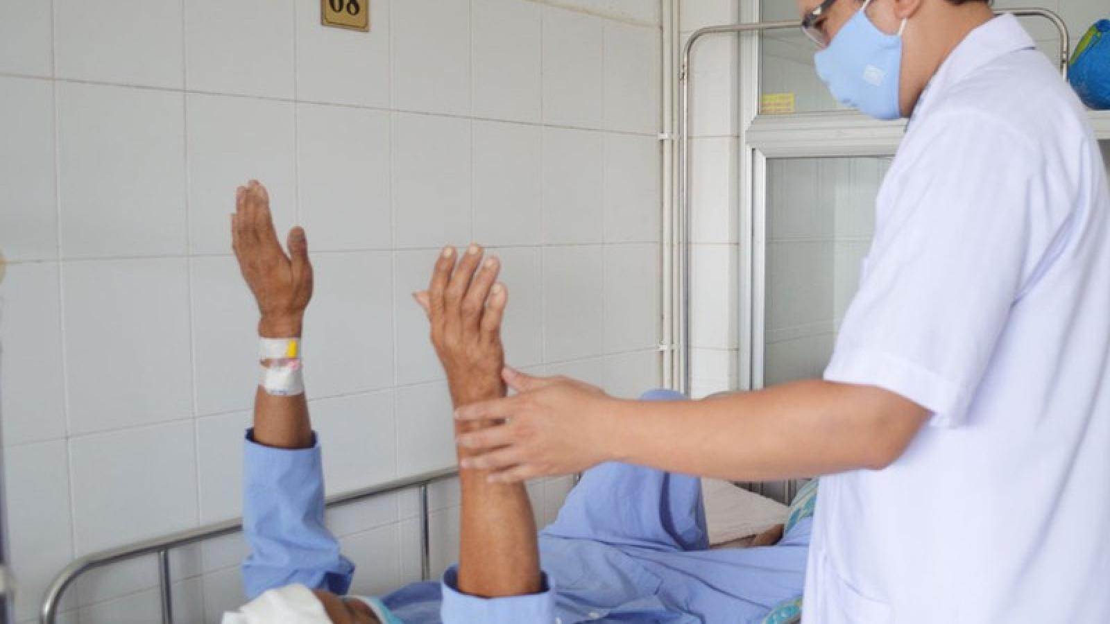 Cứu sống bệnh nhân đa túi phình mạch máu não bị vỡ