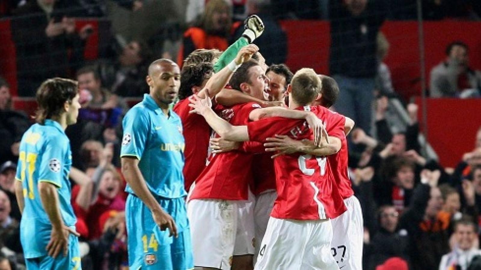 Ngày này năm xưa: MU đánh bại Barca, vào chung kết Champions League