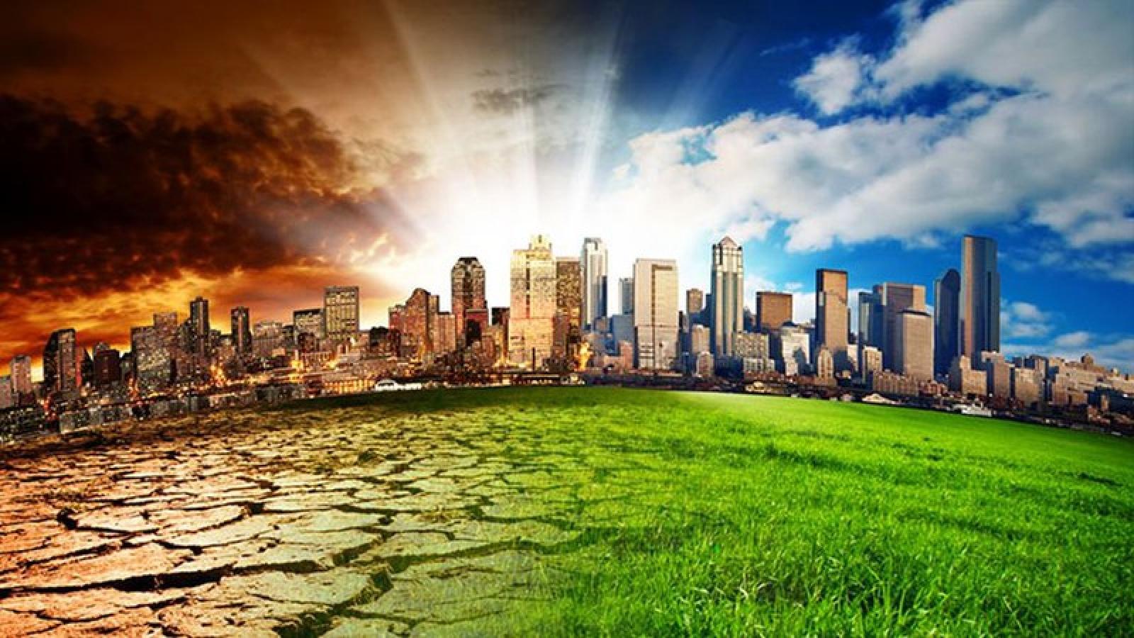 Tổng Thư ký LHQ kêu gọi hợp tác quốc tế đối phó với biến đổi khí hậu