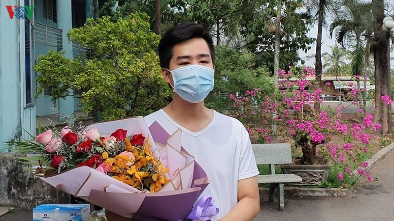 Bệnh nhân duy nhất ở Đồng Nai nhiễm Covid-19 được xuất viện