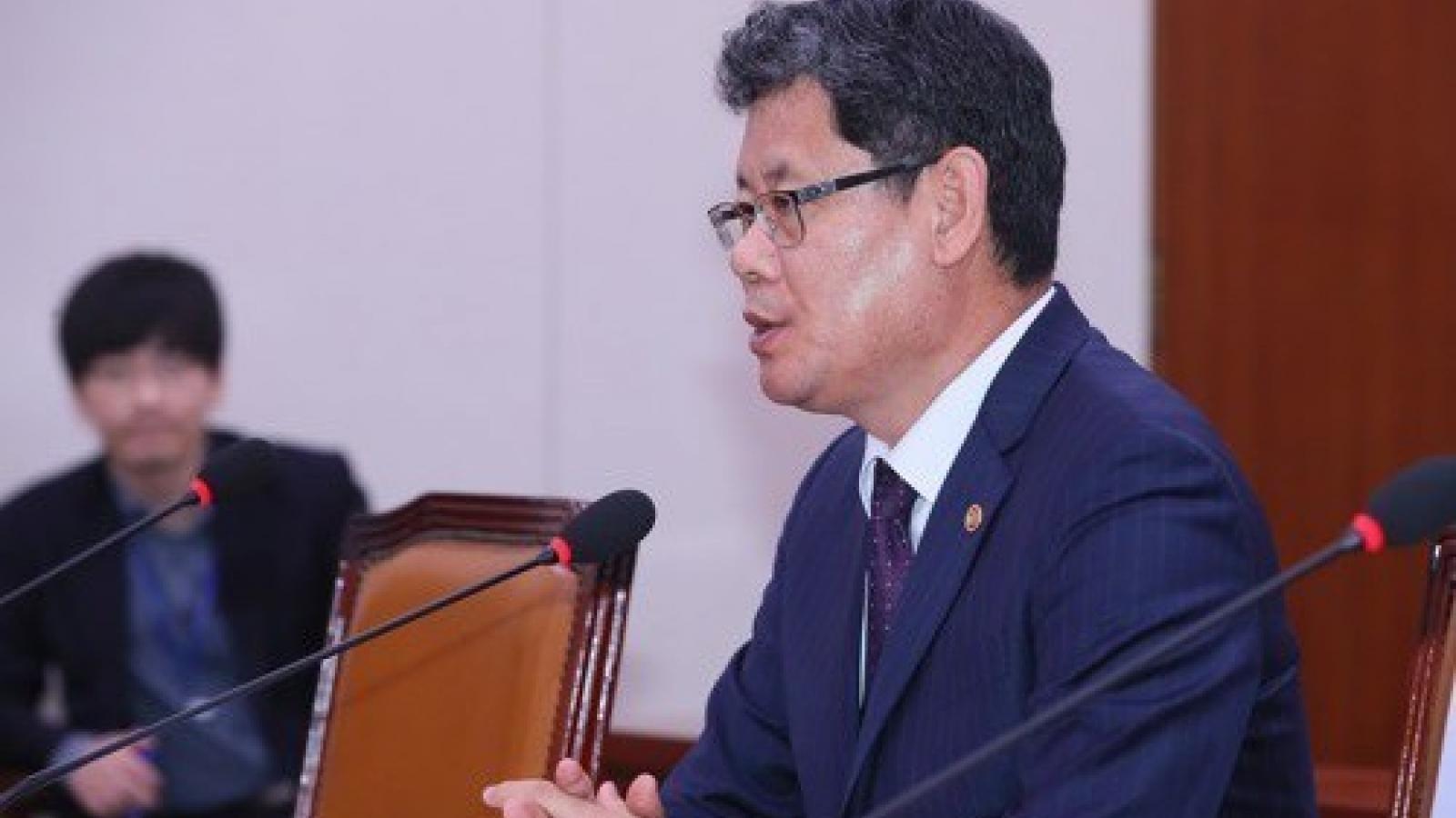 Bộ trưởng Hàn Quốc lấy làm tiếc trước tin giả về lãnh đạo Triều Tiên