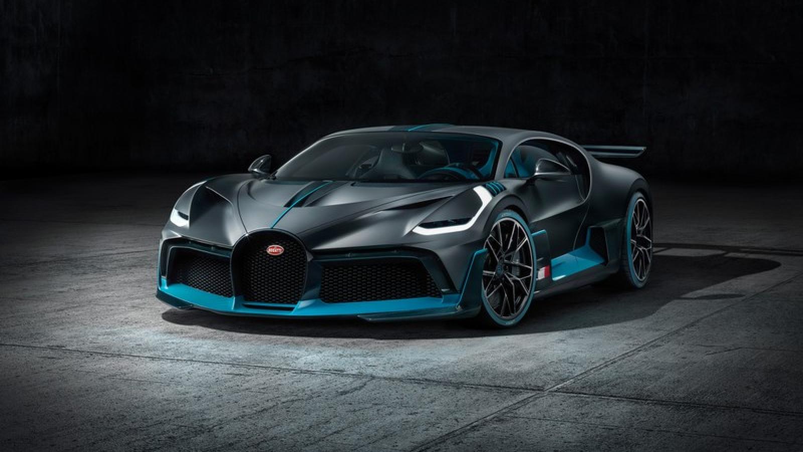 Mẫu Bugatti Divo đầu tiên sẽ được bán ra với mức giá hơn 5,4 triệu USD