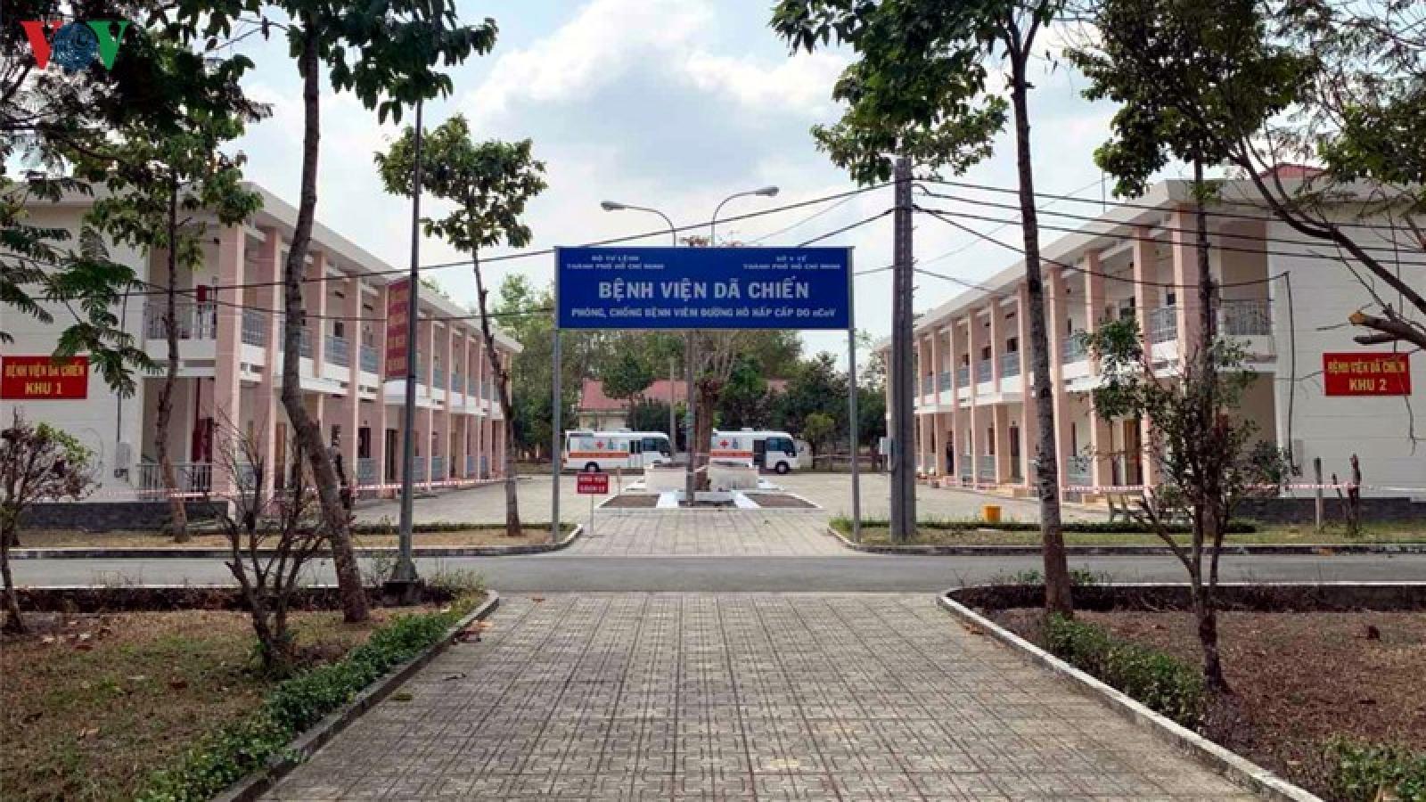2 bệnh nhân Covid-19 dương tính trở lại ở TPHCM là người Brazil
