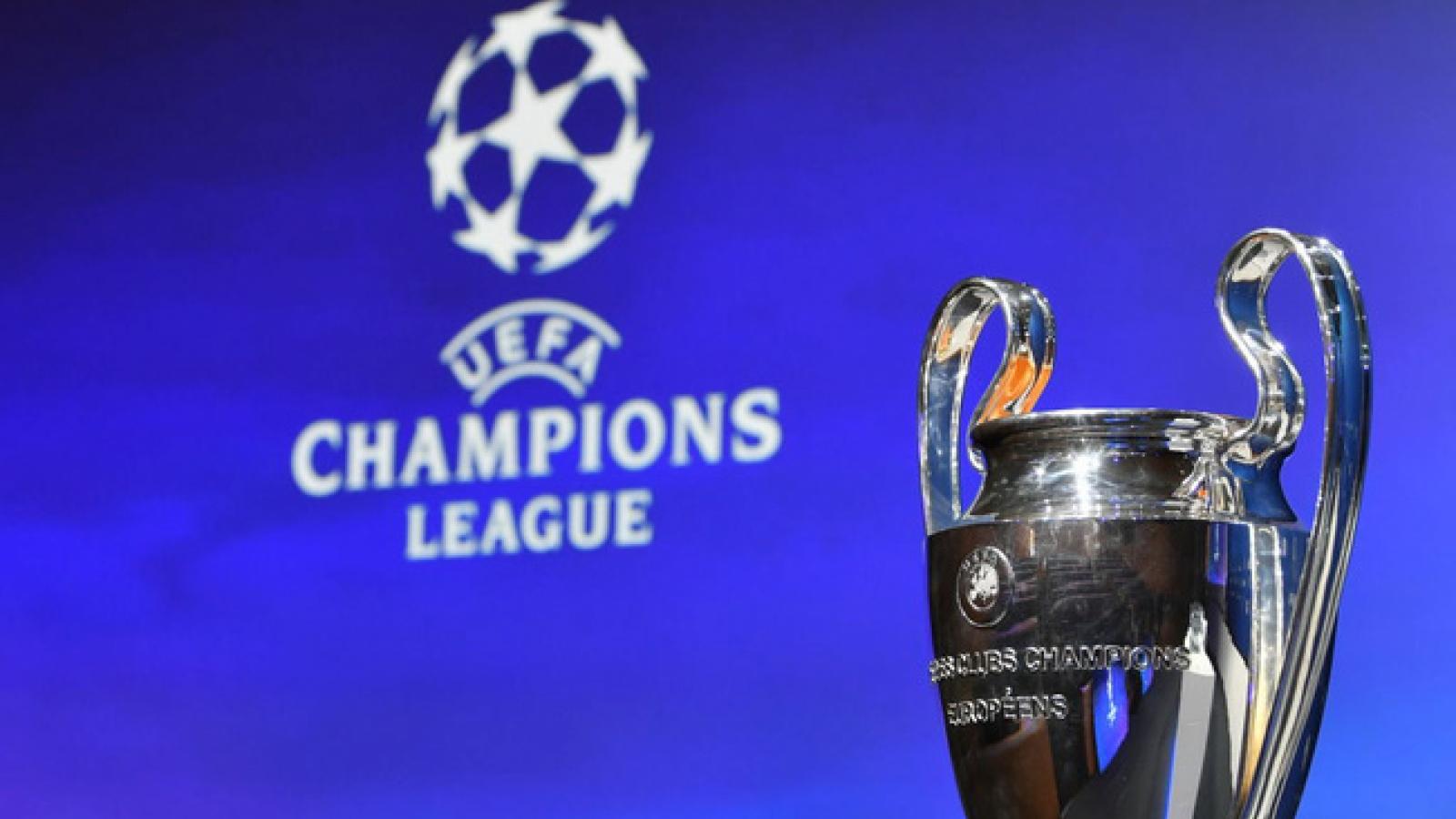 UEFA sẽ thay đổi thể thức thi đấu Champions League mùa này?